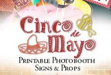 Cinco de Mayo / Everything you need for a Cinco de Mayo party - recipes, decor and activities!