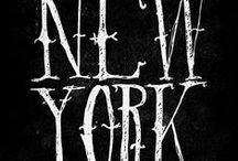 ALL THINGS NEW YORK / Obviously......New York / by Deana