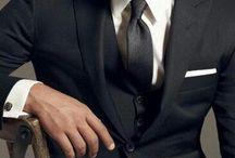 Men's Style / Vestindo-se com estilo e sem exageros.