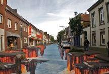 Best of 3D Street Art