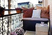 Houses & Balconies