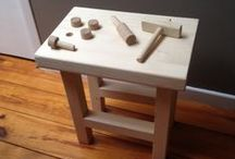 Jeux enfant en bois / Jeux pour enfants en bois