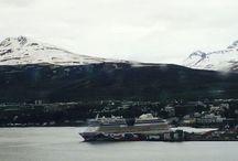 Meine Reise mit AIDA Kiel - Island - Spitzbergen - Nordkap - Bergen - Kiel