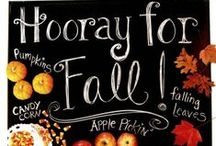 A Season: Fall & Halloween & Thanksgiving / by C N