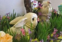 Spring / Spring!  Spring means pastel colors, lemon, carrot cake and fun garden ideas. / by Lady Behind The Curtain