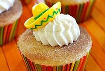 !!!ALL THINGS FIESTA - MEXICAN PARTY!!! / Anytime is a good time for a Fiesta!  Get all the Mexican food recipes you need and easy decoration ideas to create a fun and delicious Fiesta!  Olé!!!  ***This board is closed to new contributors***