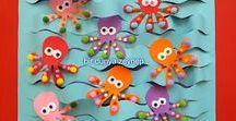 Crafts, fun & educational /Cards Ideas, DIYs...