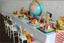 Party Ideas for...showers, weddings, birthdays, graduations...any celebrations
