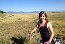 My Bike Rides / Exploring the bike paths in the Denver area and putting mileage on my old mountain bike.