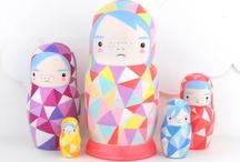 Nesting Dolls / by Lauren Okura