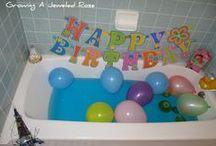 Birthdays / by Christine Pearson
