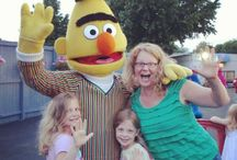 What's up, Sesame Place? / 2013 Sesame Place Blog Ambassodor - Vacation Plans and Adventures!