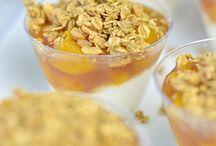 Recipes - Peaches