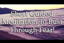 Short Guided Meditation Videos / Quick guided meditations... #meditation