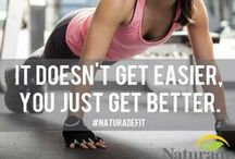 Naturade Fitsperation / Naturade Fitspiration: We look forward to your participation in our #NaturadeFit contest. These are some items that give us Fitspiration