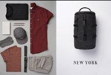 Bags / by Frank + Oak