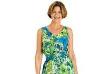 Summer Outfit / An outfit for summer with a turquoise theme. Selected from products on the AmeriMark.com Web site.   / by AmeriMark®