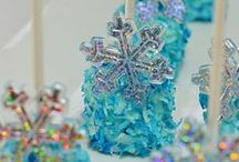 Disneys Frozen Movie Ideas / Frozen themed parties are still going strong!  Here you will find an awesome collection to help you create the best party EVER! / by Lady Behind The Curtain