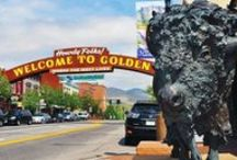 Golden on Pinterest / This board is part of the Golden (CO) Digital Neighborhood and #LivingLocal | These businesses have Pinterest boards. A link to them on Pinterest can be found in the description section.