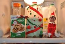 Elf on a Shelf Ideas! / Create some excitement in your home every morning during the holiday season!  Here are some fun ideas for you Elf on a Shelf! / by Lady Behind The Curtain