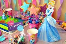 Disney Party Ideas / Planning a Disney inspired Birthday Party?  I have collected my favorite decorating ideas, games and food to help you get started creating the BEST party EVER!