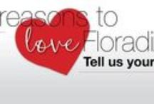 100 Reasons to LOVE Floradix / Submit the reason you love ‪#‎Floradix‬ and if we post it, you'll automatically get a free bottle! You'll also be entered into a drawing for a free YEAR'S supply of Floradix! ‪#‎100reasons‬ Enter here: https://www.facebook.com/florahealthy/app/782845158439498/ May 1st - June 30th, 2016