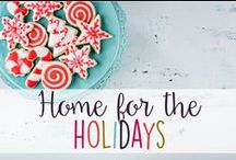 Home for the Holidays / Decor and Gifts for Celebrating Christmas
