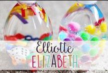 Elliotte Elizabeth / A Preschooler's Favorite Things