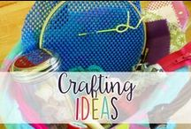 Crafting Ideas / Creative ideas for sewing, embroidery, and other crafts!