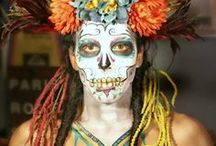 Day of the Dead / Otherwise known as Dia de los Muertos. On November 2nd, people celebrate their loved ones who have passed on before them.