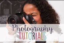 Photography Tutorials / Tips and Tools for Taking Better Photos