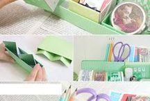 Craft Ideas / by Elaine Bleggi