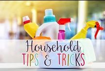 Household Tips and Tricks / Organization and Tips for Maintaining a Home