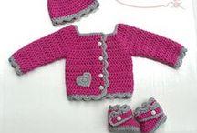 Ambassador Crochet Patterns / Crochet patterns by Ambassador Crochet / Kristine Mullen.