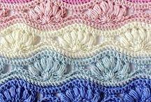 Crochet Stitch Guides, Tutorials, & Tips / How to crochet stitches. Photo tutorials of some of the most beautiful crochet stitches you will find anywhere.