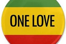 Rastaman Vibrations / For the love of everything Rasta-inspired. Irie!