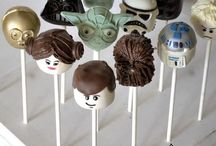 Adore Cake Pops ideas / There are so many cake pops decorations out there but the ones with attention to detail are the most impressive! / by Astrid (Adore Re Mi)