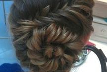 Hairstyles for Long Hair / Hairstyles for long hair. Braids, straight, curly, pony tails, and more.