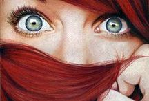 I Love Red Hair / by Rorie B. Sivyer