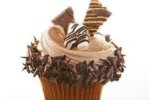 Cupcake of the Month / Enjoy this trip down memory lane from our past Cupcake of the Month flavors.