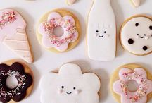 Adore Party Cookies ideas / Adore the details in these cookies / by Astrid (Adore Re Mi)