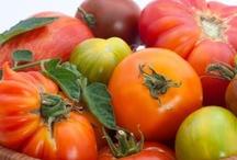 Garden Ideas - Tomatoes/Veggies/Fruits