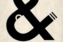 Grafics - Typo - Design / by Alies Fleurke