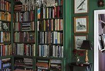 books + house