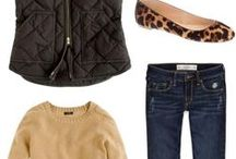 fall + style / Style ideas for your Fall wardrobe