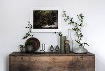 styling/vignettes / styling for the home
