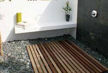 outdoor + shower / outdoor shower design & style inspiration