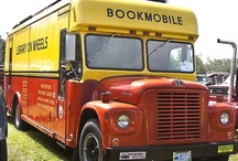 All About Books ~ Mobile Libraries / by Francine Schwartz