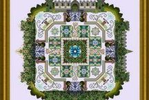 Cross Stitch Mandalas/Chatelaine Designs / by Debbie Johnson