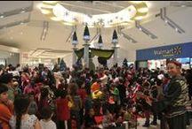 Dufferin Mall Holiday Program